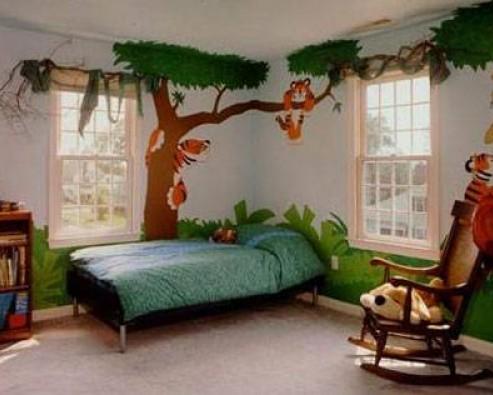 Ремонт комнаты для мальчика и девочки