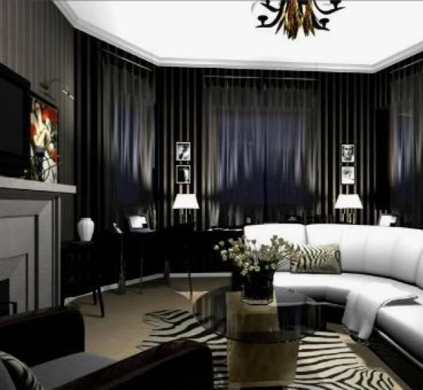 Дизайн интерьеров в стиле АРТ-Деко