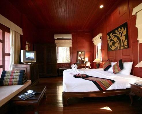Дизайн квартиры в тайском стиле