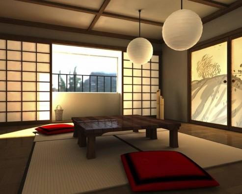 Дизайн квартиры в корейском стиле