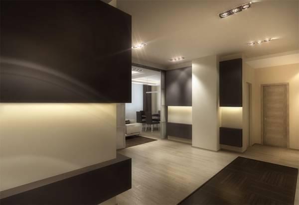 Ремонт в однокомнатной квартире. Часть 3: прихожая и коридор