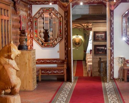 Дизайн интерьера в русском стиле