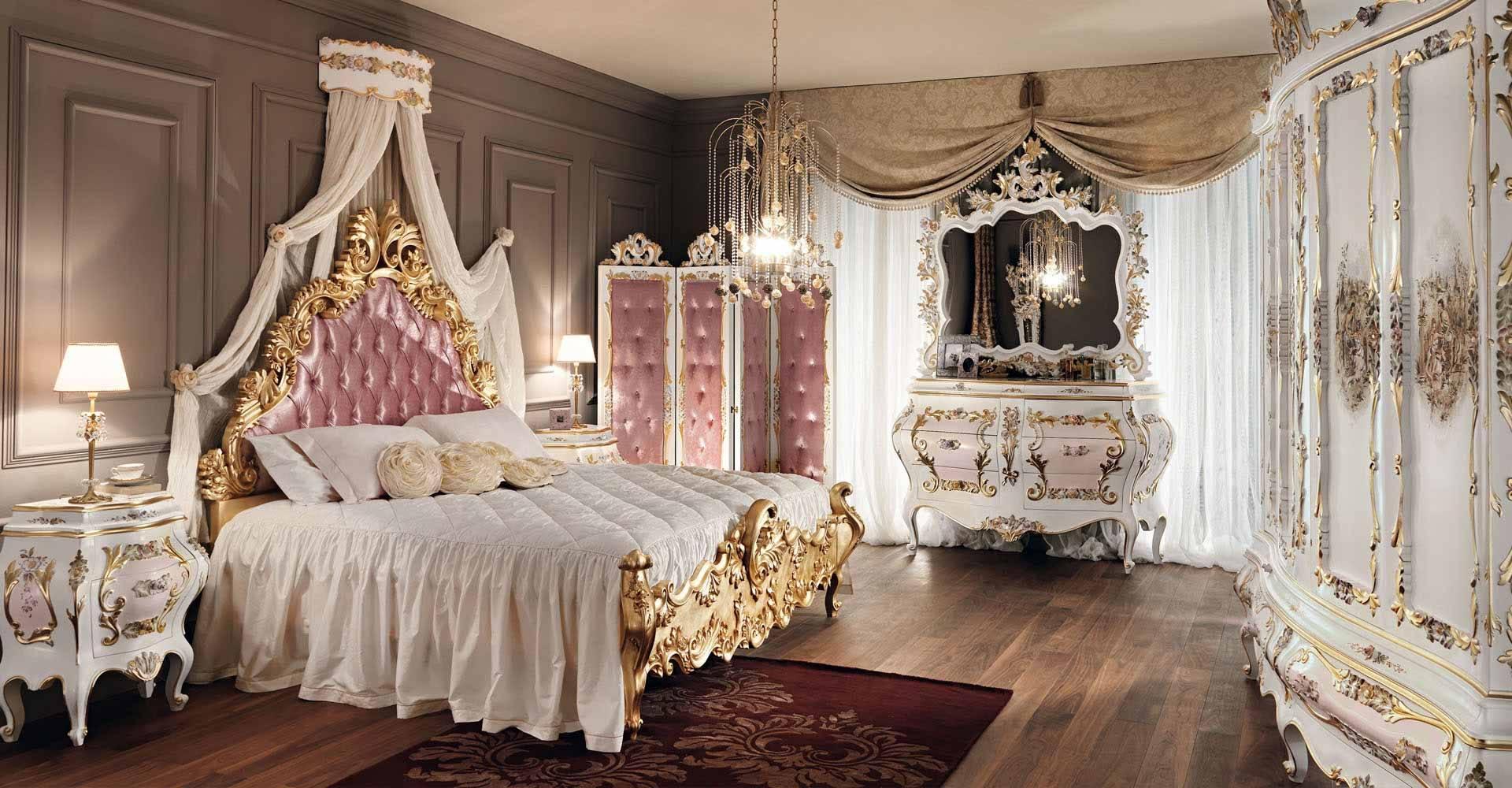 Стиль барокко дизайн