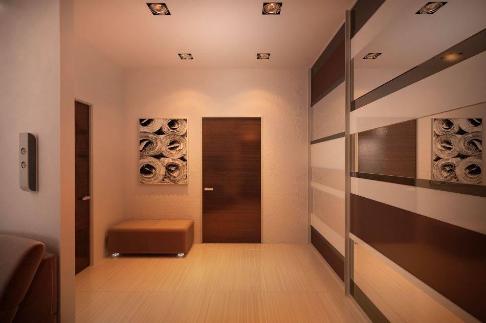 Фото дизайн прихожая комната