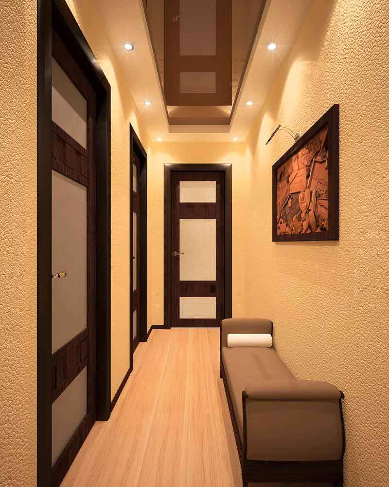 Ремонты квартир узкие прихожие