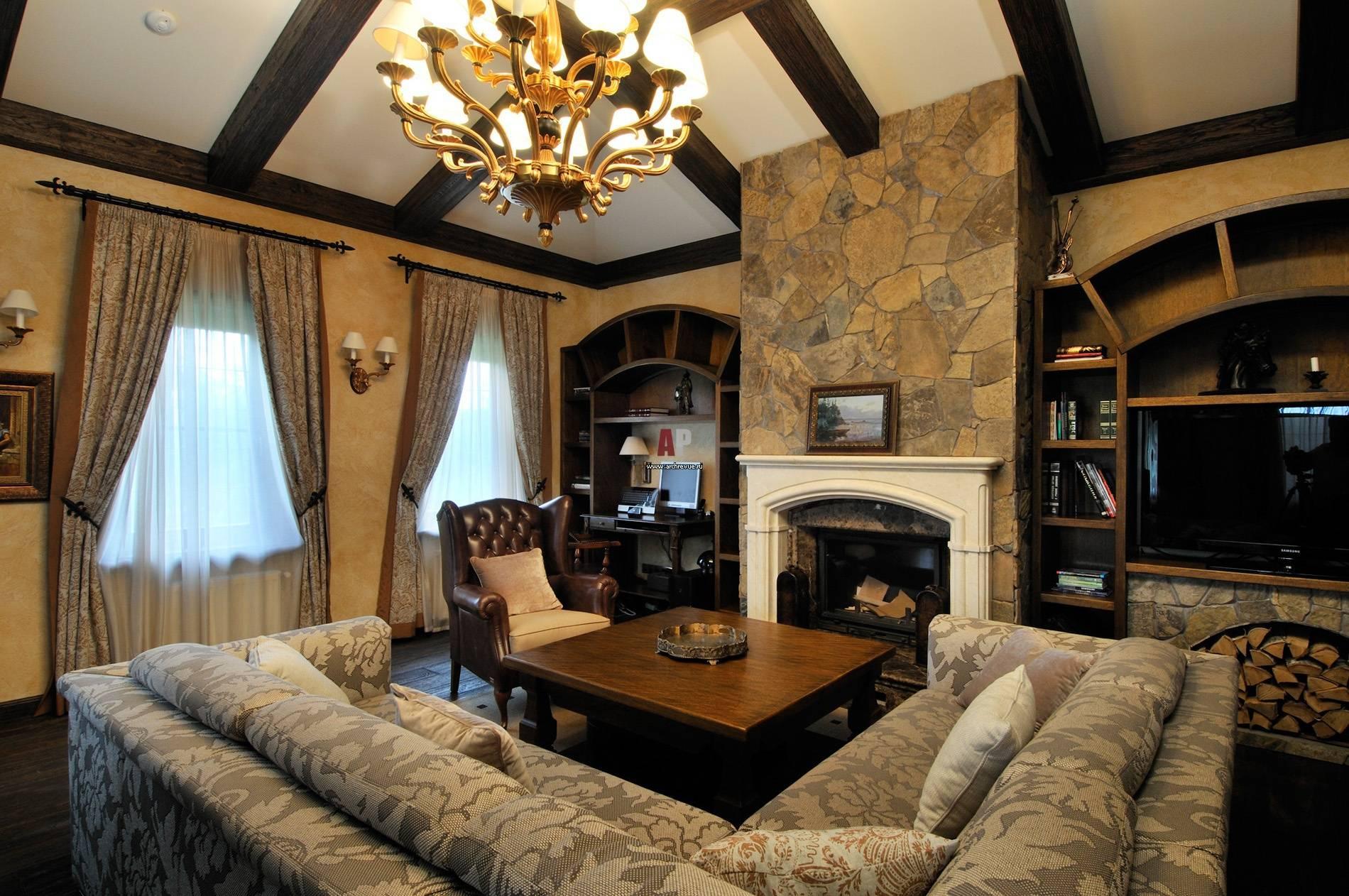 гостиная в стиле арт деко фото дизайн
